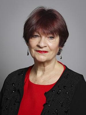 Portrait of Baroness Christine Blower