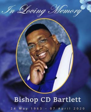 Bishop Christopher Bartlett