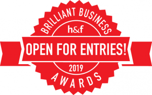 The Brilliant Business Awards 2019 winners have been announced