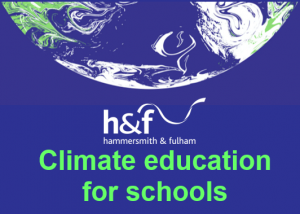Climate education for schools