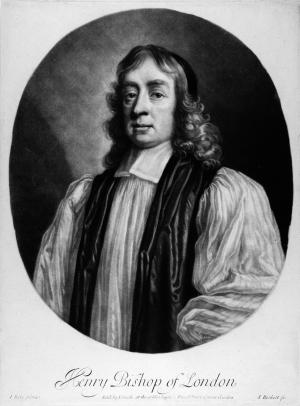 Former Bishop of London, Henry Compton