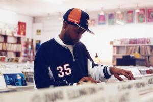 Detroit hip hop legend Jay Dee/J Dilla