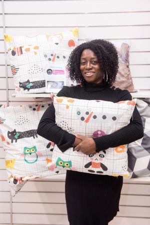 Janette Lindsey of J'nette Designz