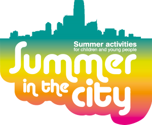 Link to Summer in the City events and activities information page