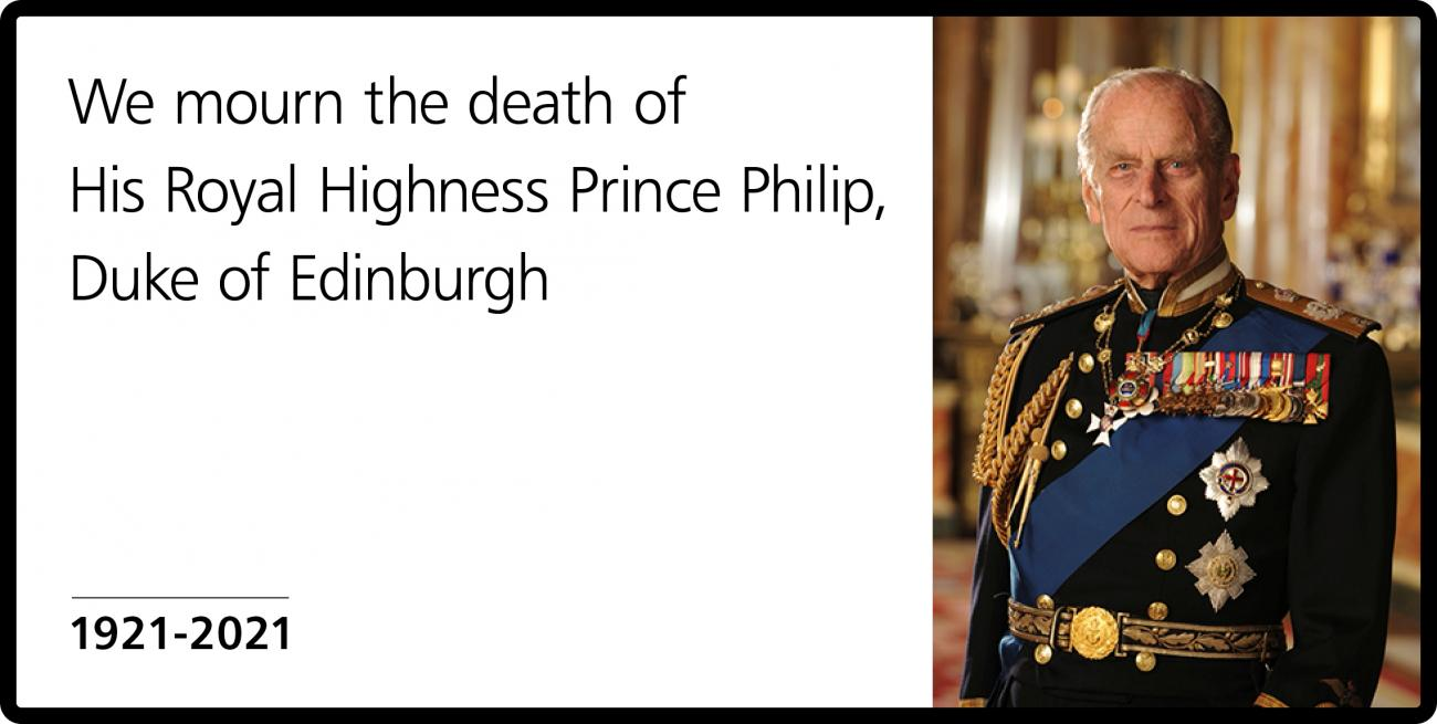 Link to HRH Prince Philip tribute on www.lbhf.gov.uk