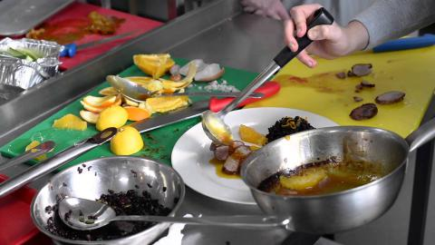 Embedded thumbnail for Young Chef of the Year 2016