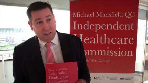 Embedded thumbnail for The Independent Healthcare Commission
