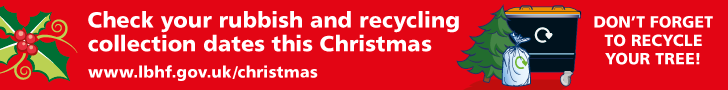 Check your rubbish and recycling collection dates this Christmas and don
